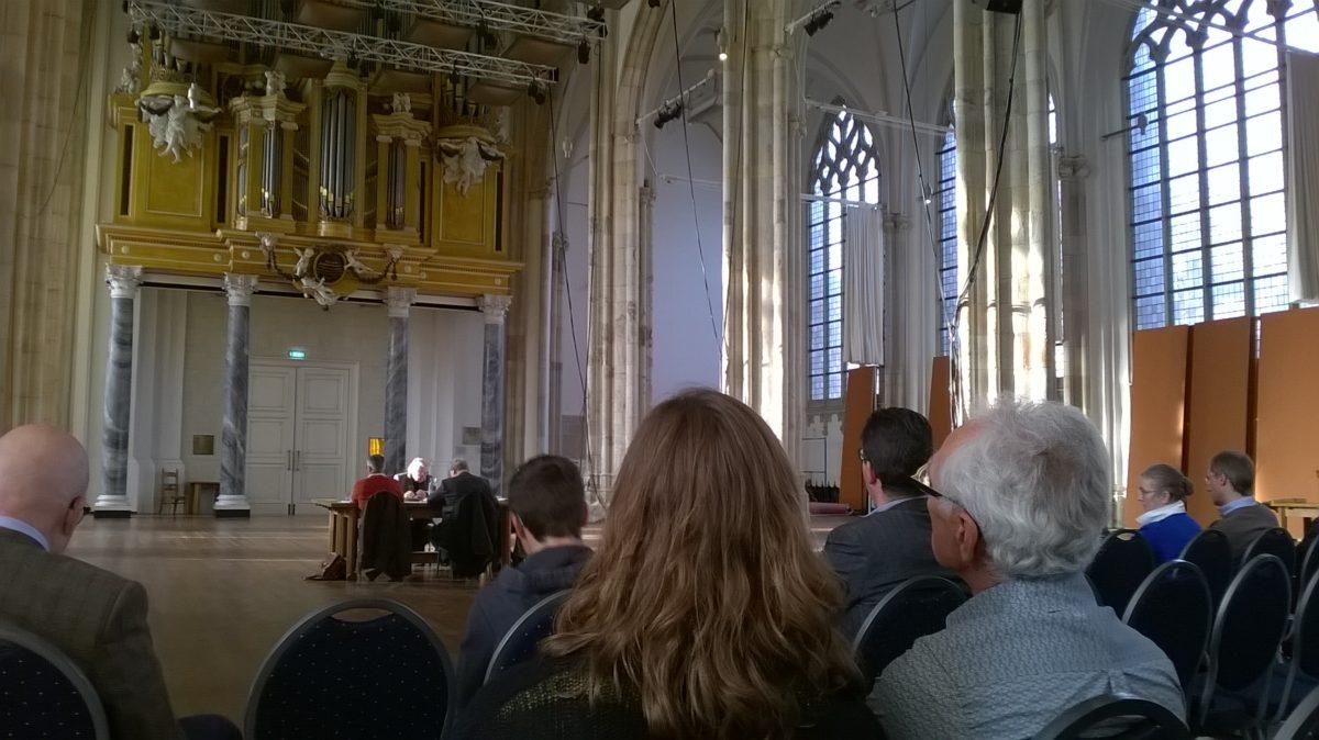 Ambitus Orgelconcours Eusebius 2016